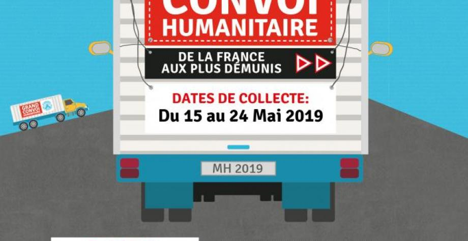 "<a href=""actualites/le-grand-convoi-humanitaire-2019"" title=""Le grand convoi humanitaire 2019"">Le grand convoi humanitaire 2019</a>"